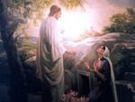 Fiche 31 :  La Résurrection de Jésus (Jn 20).