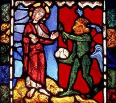 1er Dimanche de Carême – par le Diacre Jacques FOURNIER (Mt 4, 1-11).