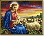 Fiche N° 18 : Jésus, le Bon Pasteur venu donner la Vie (Jn 10,1-21)