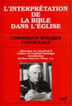 """Les trois sens de l'Ecriture inspirée D'après """"L'interprétation de la Bible dans l'Eglise"""", Commission Biblique Pontificale (Rome 1993)."""
