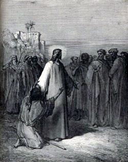 Jésus-démoniaque