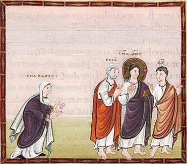 Miniature Codex Egbert