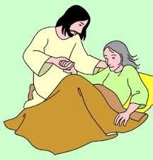 jésus guérit 4