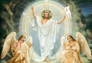 Dimanche de Pâques par le Diacre Jacques FOURNIER (5 Avril)