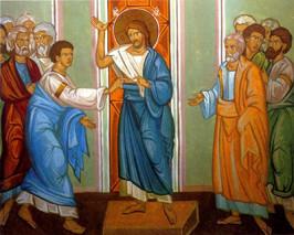 Rencontre autour de l'Evangile – 2ème Dimanche de Pâques Dimanche de la Miséricorde Divine