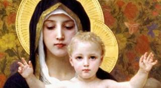 Solennité de Sainte Marie, Mère de Dieu (Lc 2, 16-21), et bonne année à tous (DJF et toute l'équipe du Sédifop).