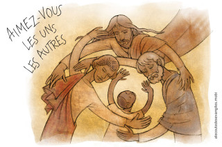 7ième Dimanche du Temps Ordinaire – par le Diacre Jacques FOURNIER (Mt 5,38-48).
