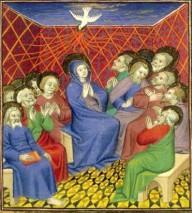 La Pentecôte – par Francis COUSIN