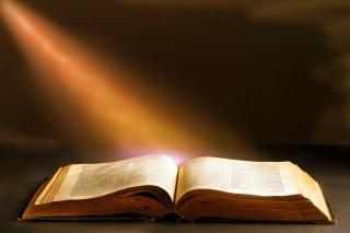 Première approche de la Bible par Sr Marie Anne l'ETOURDIE