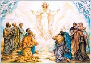 Ascension du Seigneur, solennité – Homélie du Père Louis DATTIN