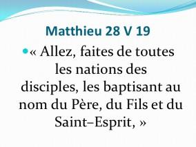 La Sainte Trinité par le Diacre Jacques FOURNIER (31 Mai)