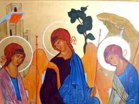 La Sainte Trinité – Homélie du Père Louis DATTIN