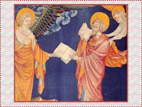 L'ange et le petit livre (Ap 10).