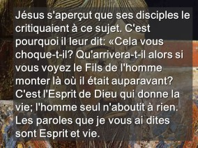 21ième dimanche du temps ordinaire par P. Claude TASSIN (Spiritain)