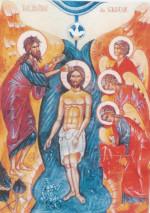 Fête du Baptême de Notre Seigneur  – par le Diacre Jacques FOURNIER (Mt 3, 13-17)