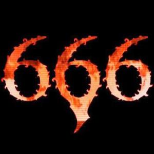 Le chiffre 666