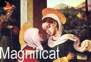 Le Cantique d'action de grâces de Marie (Le Magnificat ; Lc 1,46-55)
