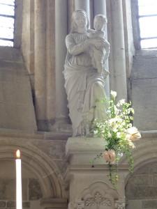 Marie, Basilique de Vézelay