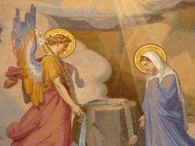 L'Annonciation du Seigneur par P. Claude TASSIN (Spiritain)