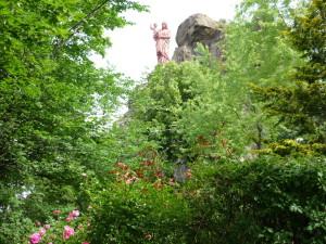 Notre Dame de France Puy en Velay