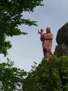 Marie Notre Dame de France Puy en Velay