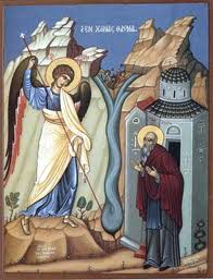 ange gabriel et zacharie