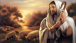 pasteur et ses brebis