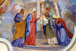 Rencontre autour de l'Évangile – Présentation du Seigneur au Temple