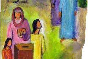 32ième Dimanche du Temps Ordinaire  par le Diacre Jacques FOURNIER (8 Novembre)