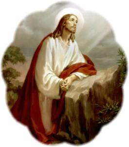 Jésus en prière1