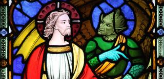 La Tentation de Jésus au Désert (Lc 4,1-13)