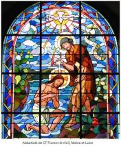 Le Baptême de Jésus (Lc 3,21-22)