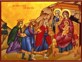 L'Epiphanie  par le Diacre Jacques FOURNIER (3 janvier 2016)