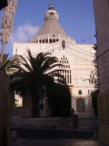 Nazareth - Basilique de l'Annonciation 1