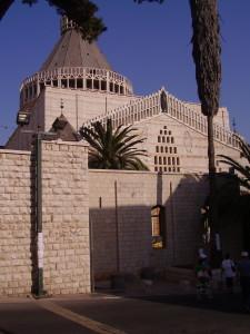 Nazareth - Basilique de l'Annonciation 2
