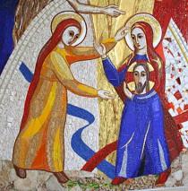 4ième Dimanche de l'Avent – par le Diacre Jacques FOURNIER (Lc 1, 39-45).