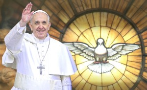 Pape François et l'Esprit Saint