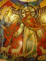 Avec le Christ, la Vie triomphe de la mort et l'Amour du péché (Luc 7,1-50).