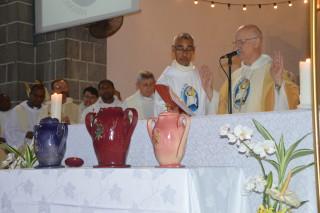 Messe Christmale 2016 : homélie de Mgr Gilbert Aubry