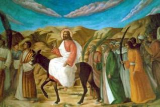 Dimanche des rameaux par le Diacre Jacques FOURNIER