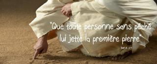 5ième Dimanche de Carême – par le Diacre Jacques FOURNIER (Jn 8, 11)