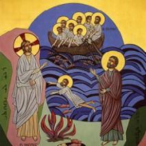 3ième Dimanche de Pâques- Homélie du Frère Daniel BOURGEOIS, paroisse Saint-Jean-de-Malte (Aix-en-Provence)