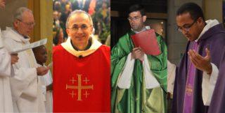 « Pourquoi, à la messe, le prêtre est tantôt en vert, tantôt en violet ou une autre couleur ?»