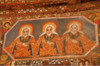 La Trinité par le Diacre Jacques FOURNIER