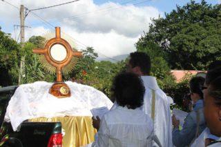 Le Saint Sacrement par le Diacre Jacques FOURNIER