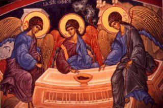 La Trinité – Homélie du Frère Daniel BOURGEOIS, paroisse Saint-Jean-de-Malte (Aix-en-Provence)