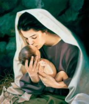 Solennité de Sainte Marie, Mère de Dieu  par le Diacre Jacques FOURNIER