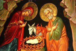 Nativité du Seigneur – par le Diacre Jacques FOURNIER (Lc 2,1-14)