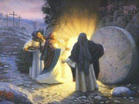 Rencontre autour de l'Évangile – Le samedi saint (Veillée Pascale)
