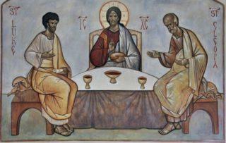 3ième Dimanche de Pâques – par le Diacre Jacques FOURNIER (Luc 24, 36-48)